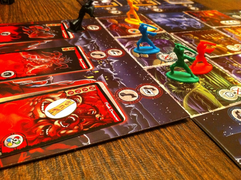 Ghost Stories Review   Board Game Quest