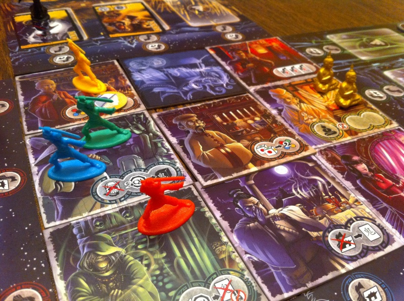 Ghost Stories Review | Board Game Quest