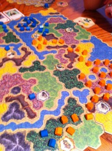 Kingdom Builder How to Play