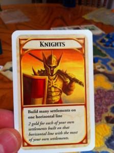 Kingdom Builder Victory Card