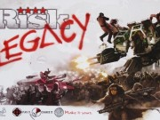 Risk: Legacy Board Game Cover