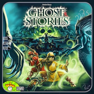 Ghost Stories Board Game Cover