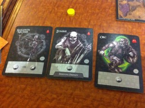 Catacombs Cards