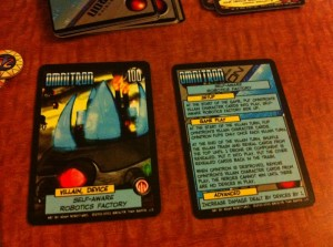 Sentinels of the Multiverse Villain