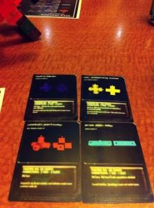 Startropolis Module Cards
