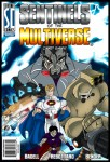 Sentinels of the Multiverse Game Box