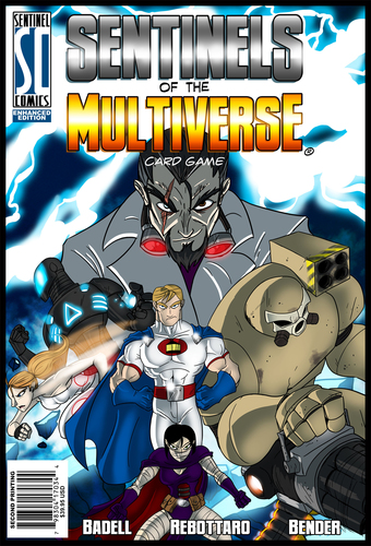 Sentinels of the Multiverse Review | Board Game Quest image