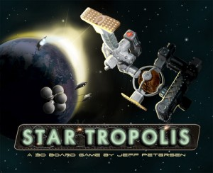 Stropolis Box Cover