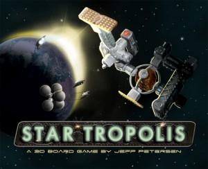 Stropolis Box Cover