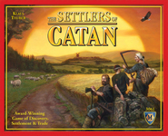 Settlers of Catan Box Art