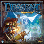 Descent Second Edition Box Cover
