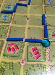 Aquadukt Game Play