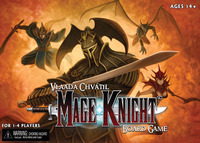 Mage Knight Box Cover
