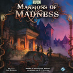 Mansions of Madness Box Cover