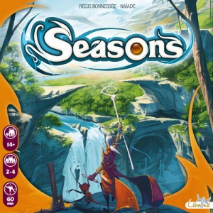 Seasons Box Cover