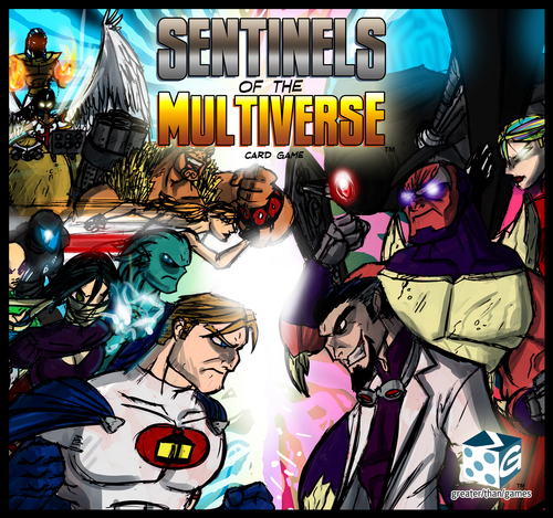 Sentinels of the Multiverse Box Cover