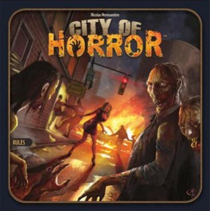 City of Horors Box Cover