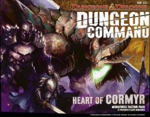 Dungeon Command Box Cover