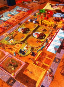 Dungeon Petz Main Board