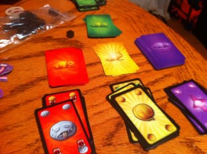 Dungeon Petz Need Cards