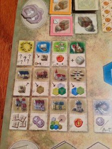 The Castles of Burgundy Game Experience