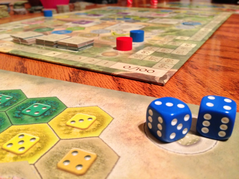 The Castles of Burgundy How To Play