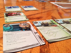 Netrunner Game Experince