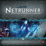 Netrunner Card Game Box