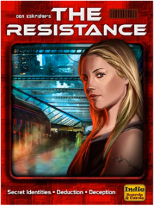 The Resistance Box Cover