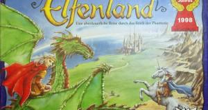 Elfenland Game Box