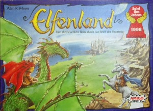 Elfenland Game Box
