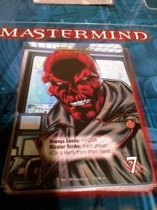 Legendary Mastermind Card