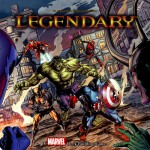 Legendary Deck Building Game Box Cover