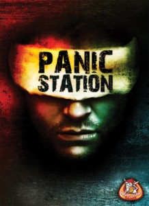 Panic Station Box Cover