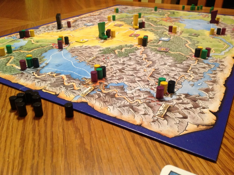 Elfenland Game Experience
