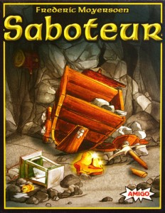 Saboteur Box Cover