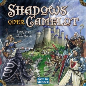 Shadows Over Camelot Box Cover