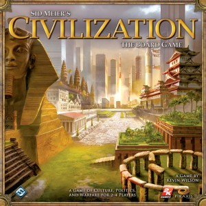 Civlization Game Box