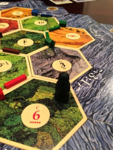 The Settlers of Catan Game Experience