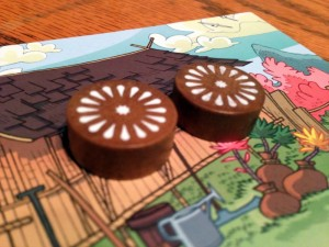 Takenoko Action Tokens
