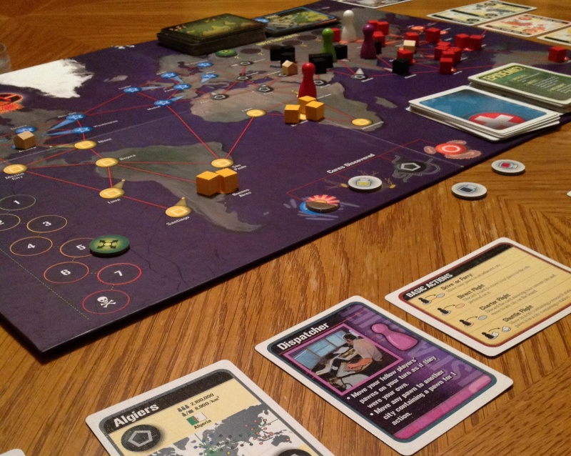 Pandemic Game Experience