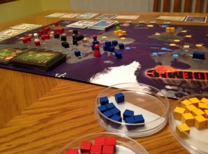 Pandemic Components
