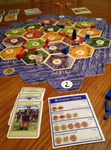The Settlers of Catan Game Overview