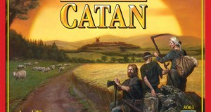 The Settlers of Catan Game Box