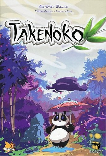 Takenoko Review | Board Game Quest image