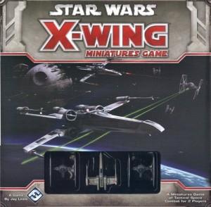 Star Wars: X-Wing Miniatures Box