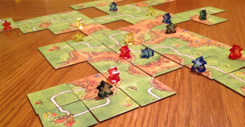 Carcassonne big box 5 rules for dating 6
