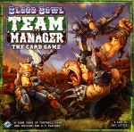 Blood Bowl: Team Manager Box Cover