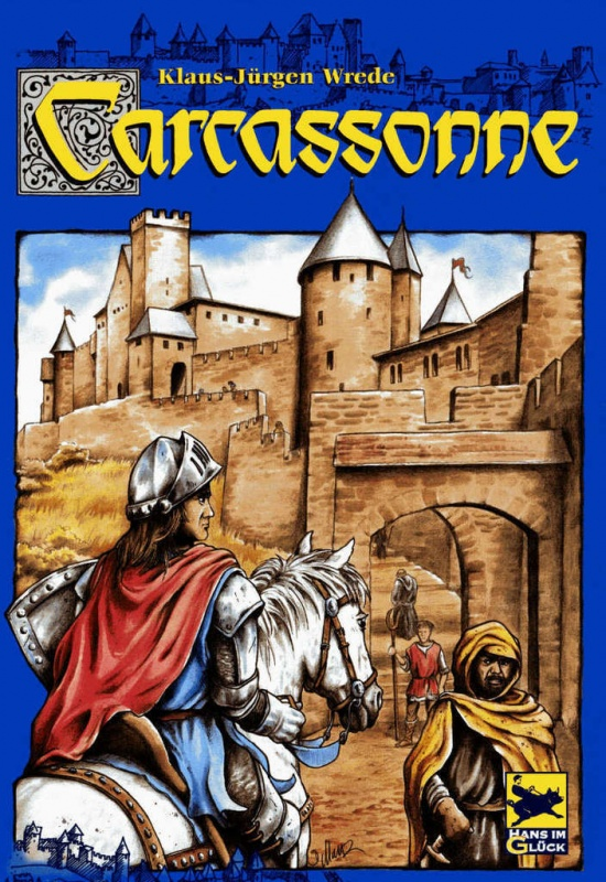 Board Game Quest - Carcassonne Review image