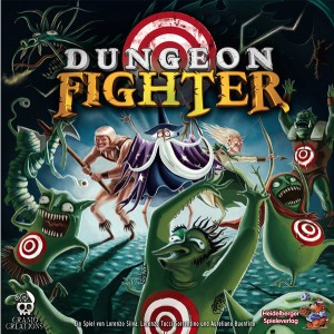 Dungeon Figther Box Cover